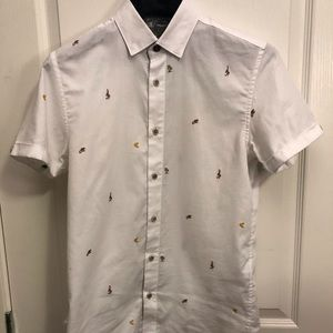 Ted baker MONKIE shirt XS